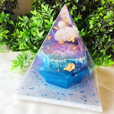 Orgonite nubische piramides
